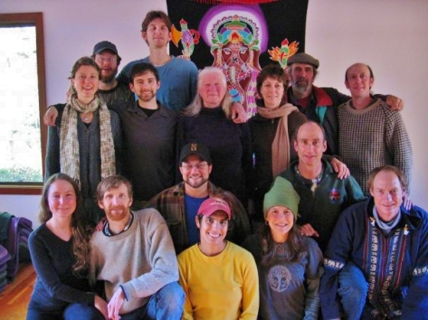 Intentional Community Members at Lost Valley Educational Center, Oregon 2008